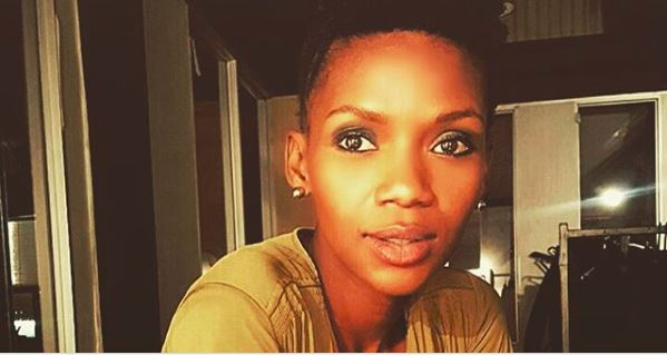Actress Nokuthula Ledwaba is still investing in her international dreams.