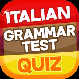 Italian Grammar Test Quiz