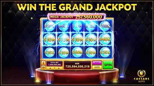 Caesars Slots: Free Slot Machines & Casino Games screenshot 9