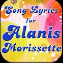 Songs for ALANIS MORISSETTE icon