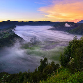 by Hendri Suhandi - Landscapes Mountains & Hills