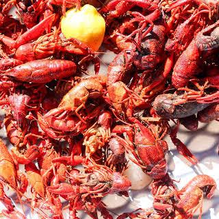Louisiana Crawfish Boil.