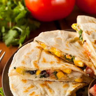 Corn Tortilla Quesadilla Recipes