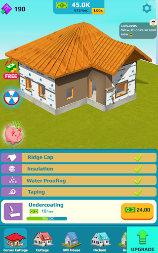 Idle Home Makeover screenshots 10