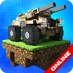 Blocky Cars Online v4.1.1 (Mod Money)