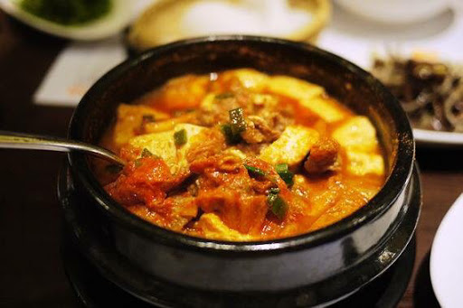 好吃的韓式料理
