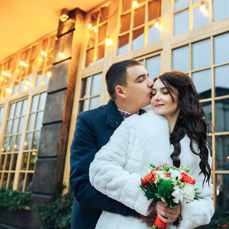 Wedding photographer Natalya Sikach (Sikach). Photo of 11.12.2017