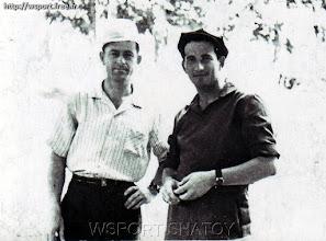 Photo: Шима Окуев и Умар-Али Вахаев.