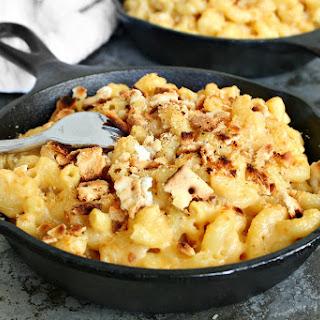 Horseradish Mac and Cheese.