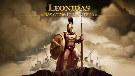 Gladiator Heroes Clash – Fight epic clan battles 1