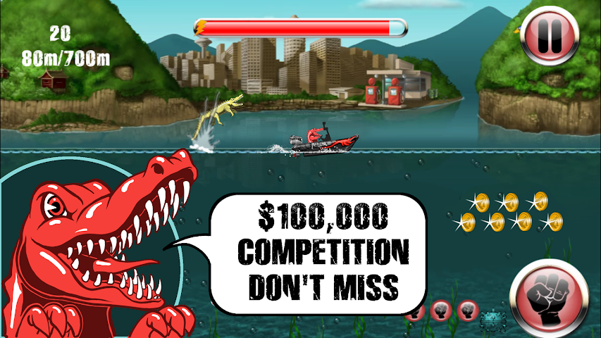 android Mad-Croc Screenshot 0