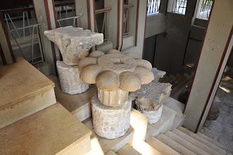 Photo: Lotus top for columns