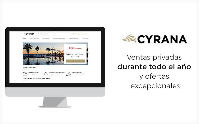 Alerta Ofertas Destacadas Privilegios Cyrana