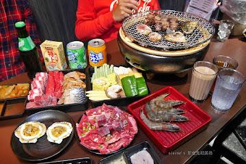 燃燒吧!肉!日式燒烤