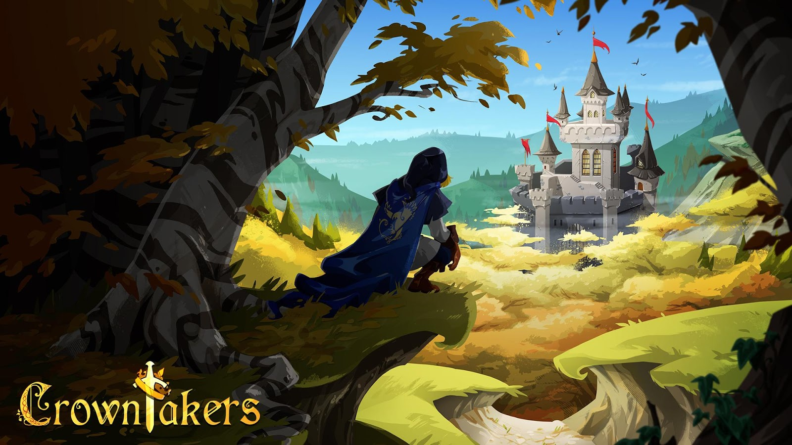 Crowntakers- screenshot