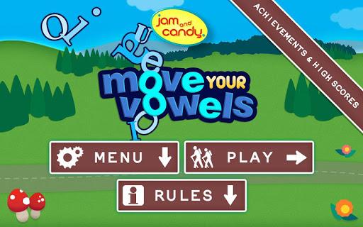 Move Your Vowels 2.0 玩休閒App免費 玩APPs