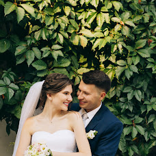 Wedding photographer Nadezhda Tereshko (2kosmos). Photo of 04.08.2018
