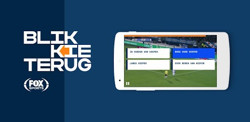 BlikkieTerug 1 0 1 apk download for Android • nl foxsports