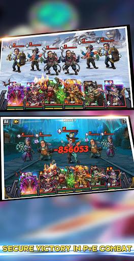 Clone Evolution: Cyber War-Borderlands Fantasy 1.4.9 screenshots 14