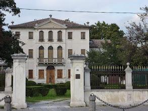 Photo: Un des villa palatines