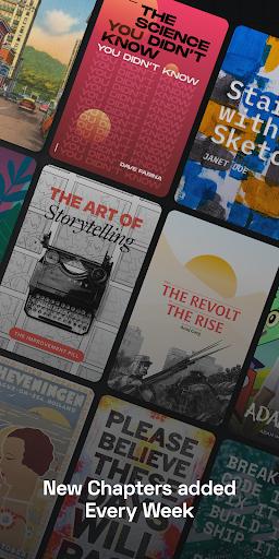 Graphy: Interactive Stories & Books 20.08.06 screenshots 5