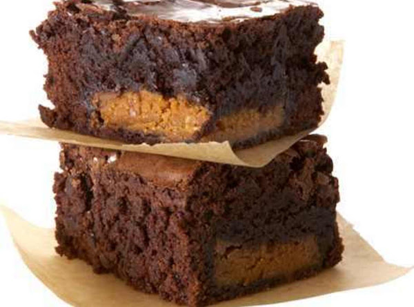 Peanut Butter Cup Brownies Recipe