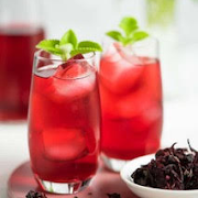 Hibiscus Ice Tea