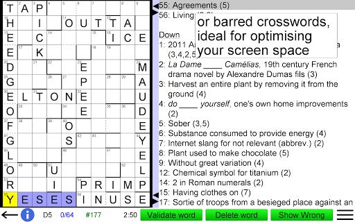 Arrow Crossword screenshots 11