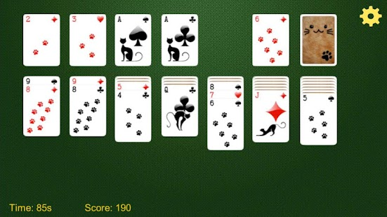 Loving Card Solitaire Klondike- screenshot thumbnail