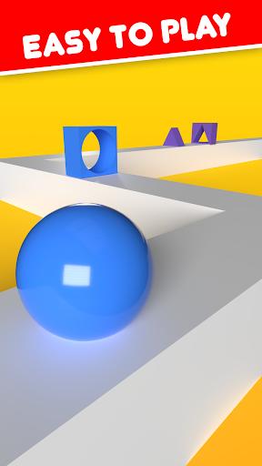 Shape Roller - Dash Ball Coaster 3D 0.2.9.1 screenshots 1