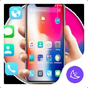 Phone X APUS Launcher theme APK