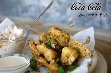 Coca-Cola Battered Fried Fish
