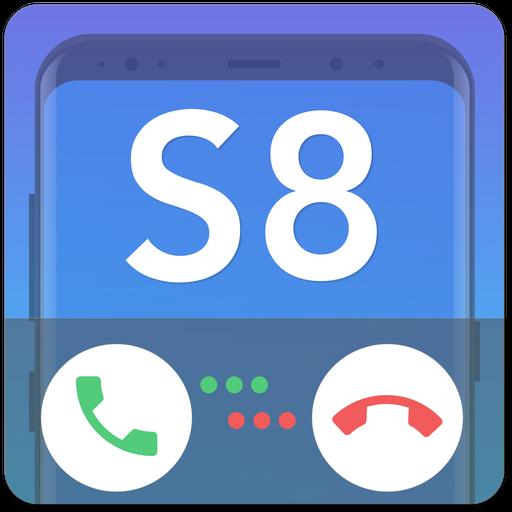 Fake Call - Galaxy S8/Note8 Theme APK