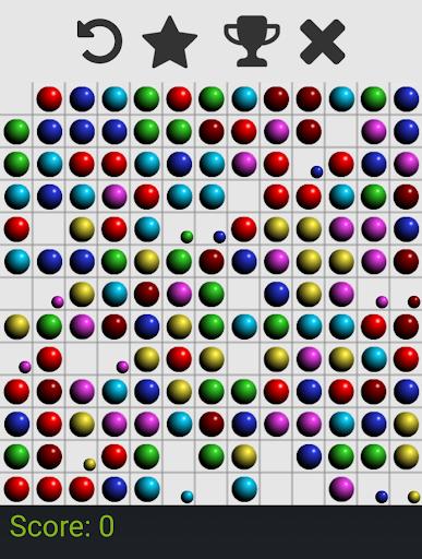 玩免費棋類遊戲APP|下載Legend King Color of Lines 98 app不用錢|硬是要APP