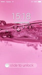 Applock Theme Wine Drop screenshot 8