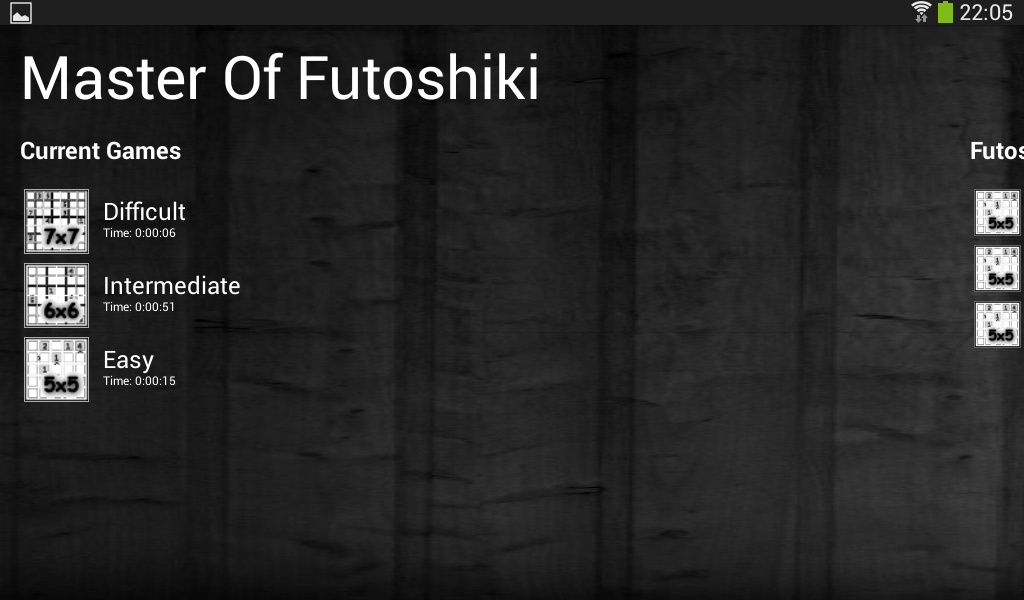 Master Of Futoshiki- screenshot