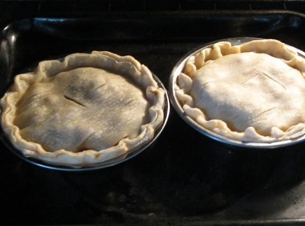 Beef Potpie -individual Size Recipe