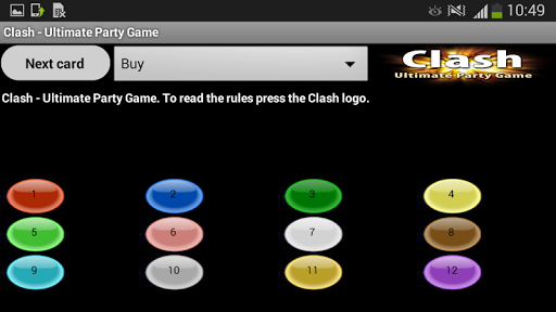 Clash - Ultimate Party Game