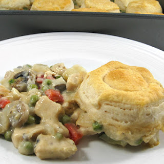 Skinny Chicken Pot Pie, Italiano