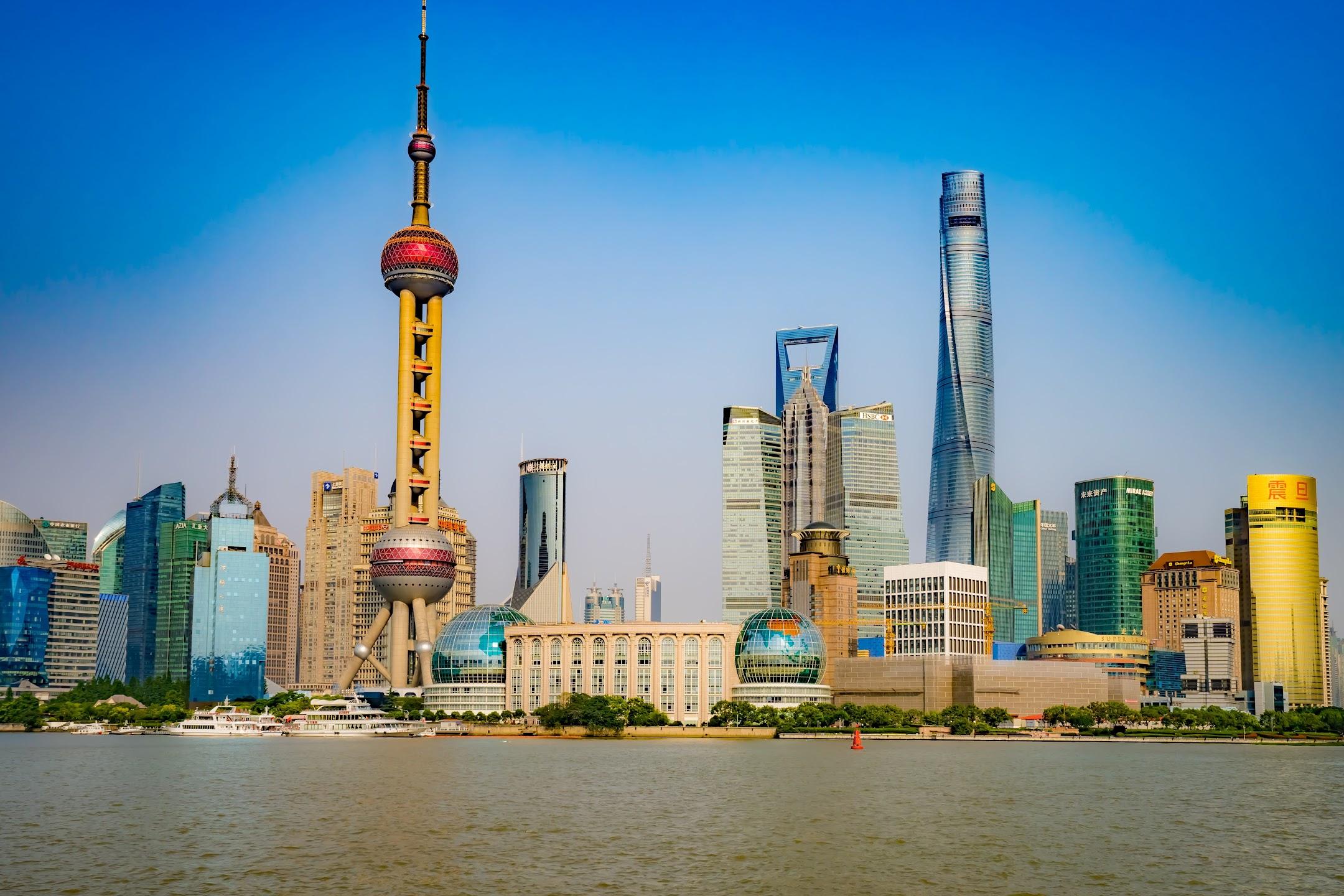 Shanghai Waitan (The Bund) Pudong1