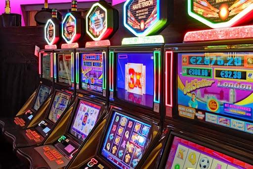 Vera&John casino slot