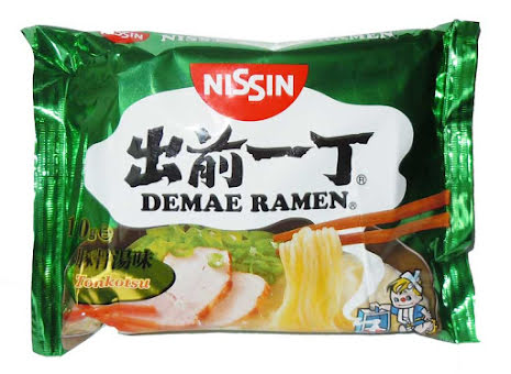 Nissin Noodles Tonkotsu 100 g