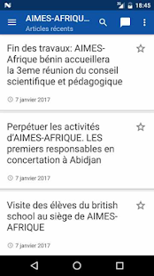 AIMES AFRIQUE Mobile - náhled