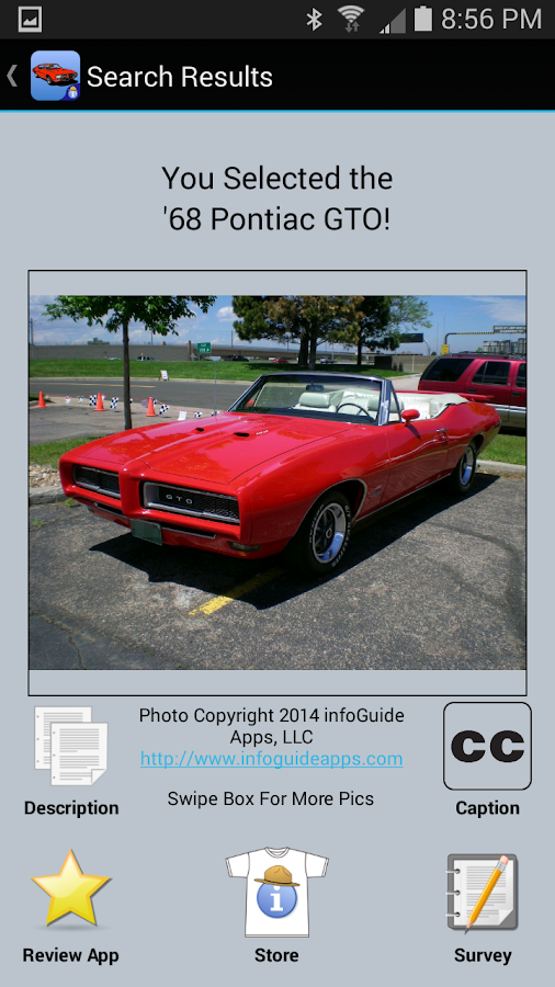 Classic GTO Guide- screenshot