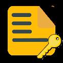 Checkbook Ledger Key (Remove Ads) icon