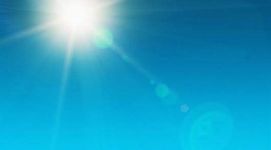 Aviso naranja en Almería: los termómetros alcanzarán los 40 grados