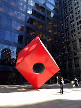 Photo: Red Cube