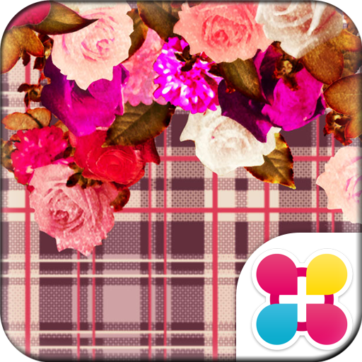Chic Wallpaper British Rose Icon