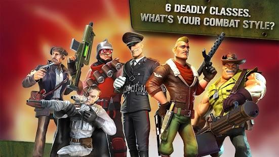 Blitz Brigade - Online FPS fun- screenshot thumbnail