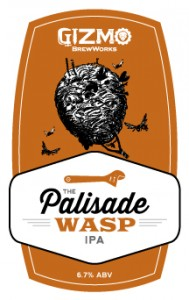 Logo of Gizmo Brew Works Palisade Wasp IPA
